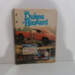 Notebook 8.5x10 - Jumping General Lee 3