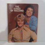 Notebook 8.5x10 - Duke Boys 2