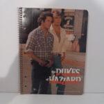 Notebook 8.5x10 - Walking Duke Boys