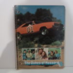 Notebook 8.5x10 - Jumping General Lee 2