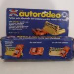 Autorodeo - Italian Stunt Buster with Crash Wall